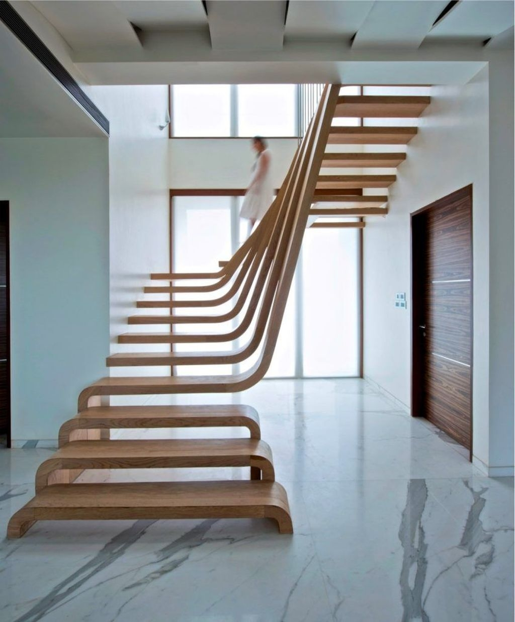 Cool Indoor Stair Design Ideas You Must See29