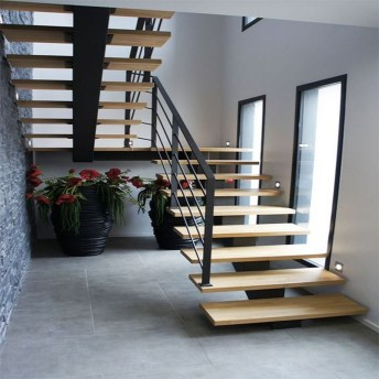 Cool Indoor Stair Design Ideas You Must See31