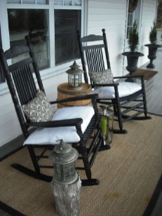 Cozy Front Porch Design And Decor Ideas For You Asap11