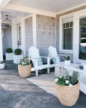 Cozy Front Porch Design And Decor Ideas For You Asap17
