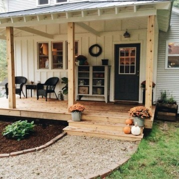 Cozy Front Porch Design And Decor Ideas For You Asap25