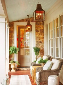Cozy Front Porch Design And Decor Ideas For You Asap26