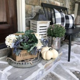 Cozy Front Porch Design And Decor Ideas For You Asap44