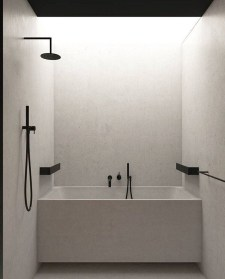 Cute Minimalist Bathroom Design Ideas For Your Inspiration05