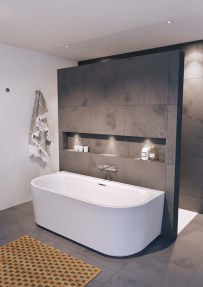 Cute Minimalist Bathroom Design Ideas For Your Inspiration11