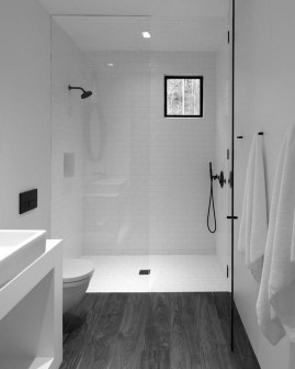 Cute Minimalist Bathroom Design Ideas For Your Inspiration25