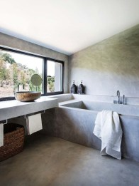 Cute Minimalist Bathroom Design Ideas For Your Inspiration37