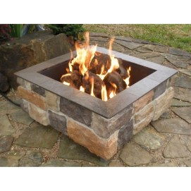 Extraordinary Diy Firepit Ideas For Your Outdoor Space08