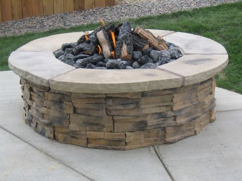 Extraordinary Diy Firepit Ideas For Your Outdoor Space18