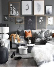 Latest Wall Decoration Ideas For Stunning Living Room15