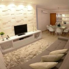 Latest Wall Decoration Ideas For Stunning Living Room16