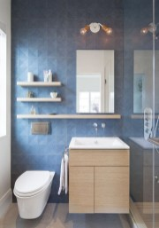 Modern Bathroom Floating Shelves Design Ideas For You23