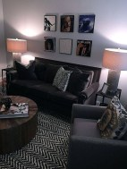 Newest Living Room Apartment Design Ideas For Your Apartment34