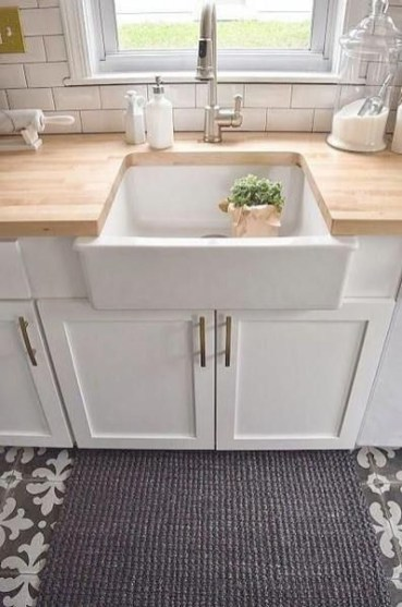 Outstanding Sink Ideas For Kitchen Home You Should Try24