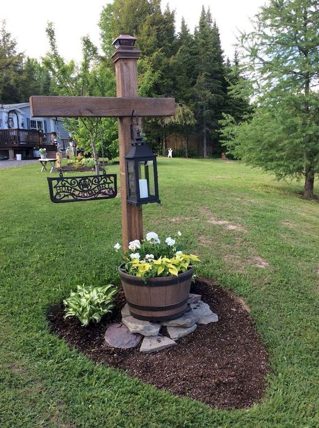 Popular Yard Décor Ideas To Copy Right Now10