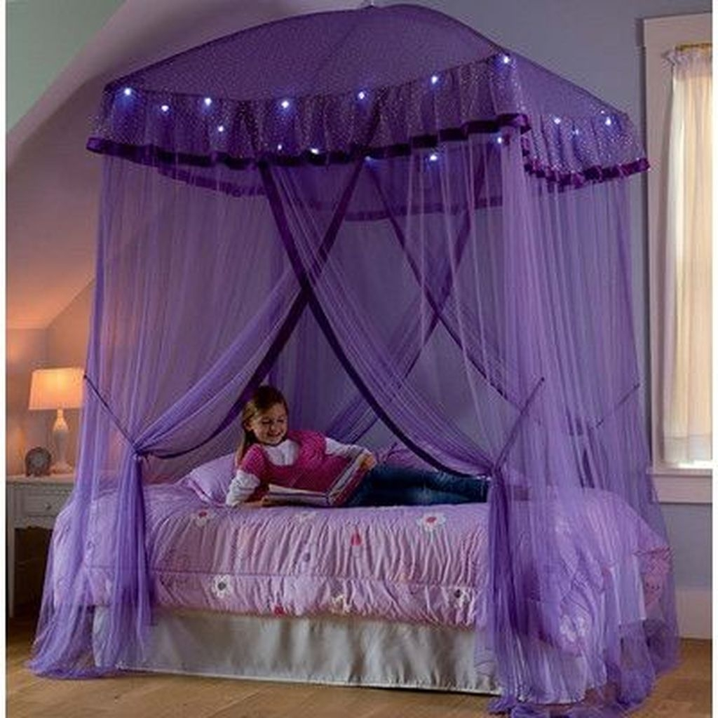 Pretty Princess Bedroom Design And Decor Ideas For Your Lovely Girl37