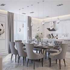 Spectacular Lighting Design Ideas For Awesome Dining Room24