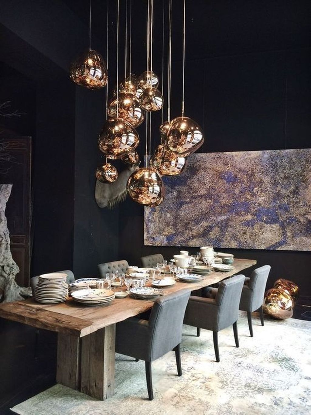 Spectacular Lighting Design Ideas For Awesome Dining Room31
