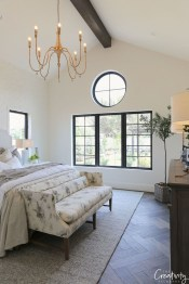 Unordinary Ceiling Design Ideas For Your Bedroom03