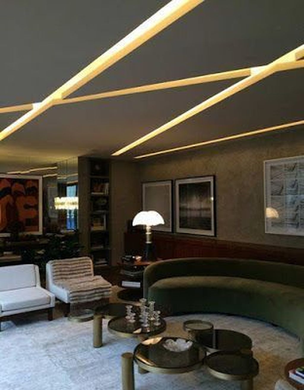 Unordinary Ceiling Design Ideas For Your Bedroom09