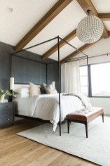 Unordinary Ceiling Design Ideas For Your Bedroom12