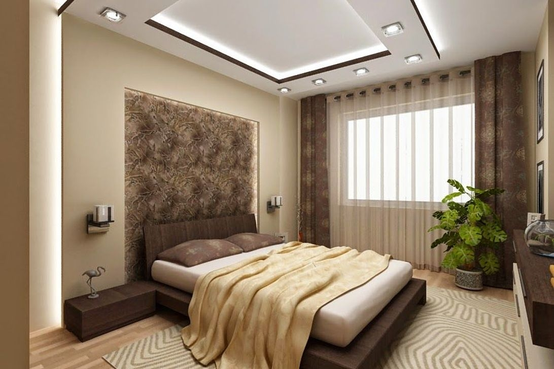 Unordinary Ceiling Design Ideas For Your Bedroom29