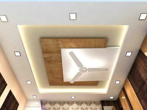 Unordinary Ceiling Design Ideas For Your Bedroom44