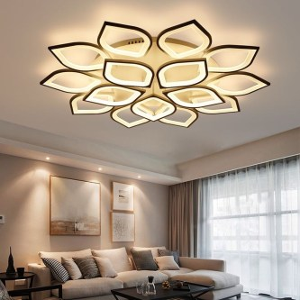 Unusual Ceiling Designs Ideas For Living Rooms14