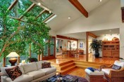 Unusual Ceiling Designs Ideas For Living Rooms21