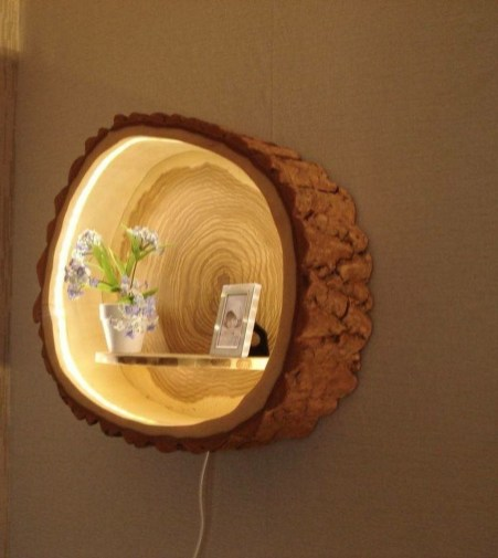 Attractive Lighting Wall Art Ideas For Your Home This Season11