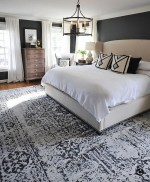 Awesome Bedroom Rug Ideas To Try Asap07