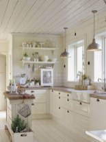 Beautiful Farmhouse Kitchen Décor And Remodel Ideas For You28