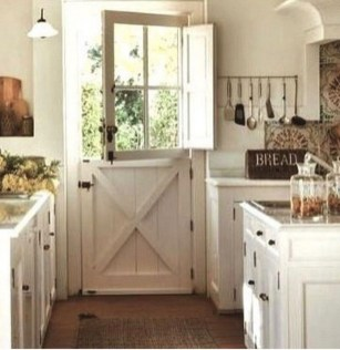 Beautiful Farmhouse Kitchen Décor And Remodel Ideas For You36