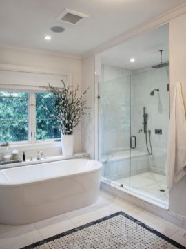 Best Master Bathroom Decor Ideas To Try Asap35