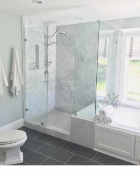 Best Master Bathroom Shower Remodel Ideas To Try08