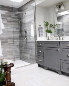 Best Master Bathroom Shower Remodel Ideas To Try12