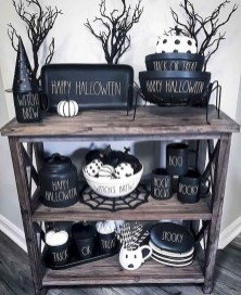 Casual Halloween Decorations Ideas That Are So Scary25