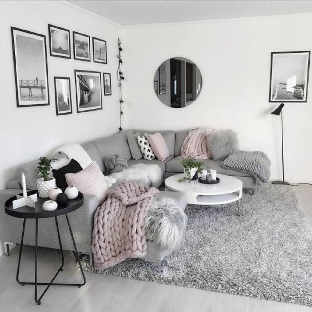 Comfy Home Décor Ideas That Trendy Now To Try39