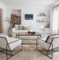 Comfy Living Room Decor Ideas To Make Anyone Feel Right At Home09