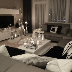 Comfy Living Room Decor Ideas To Make Anyone Feel Right At Home28