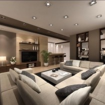 Extraordinary Living Room Lighting Ideas For Home Décor This Year19