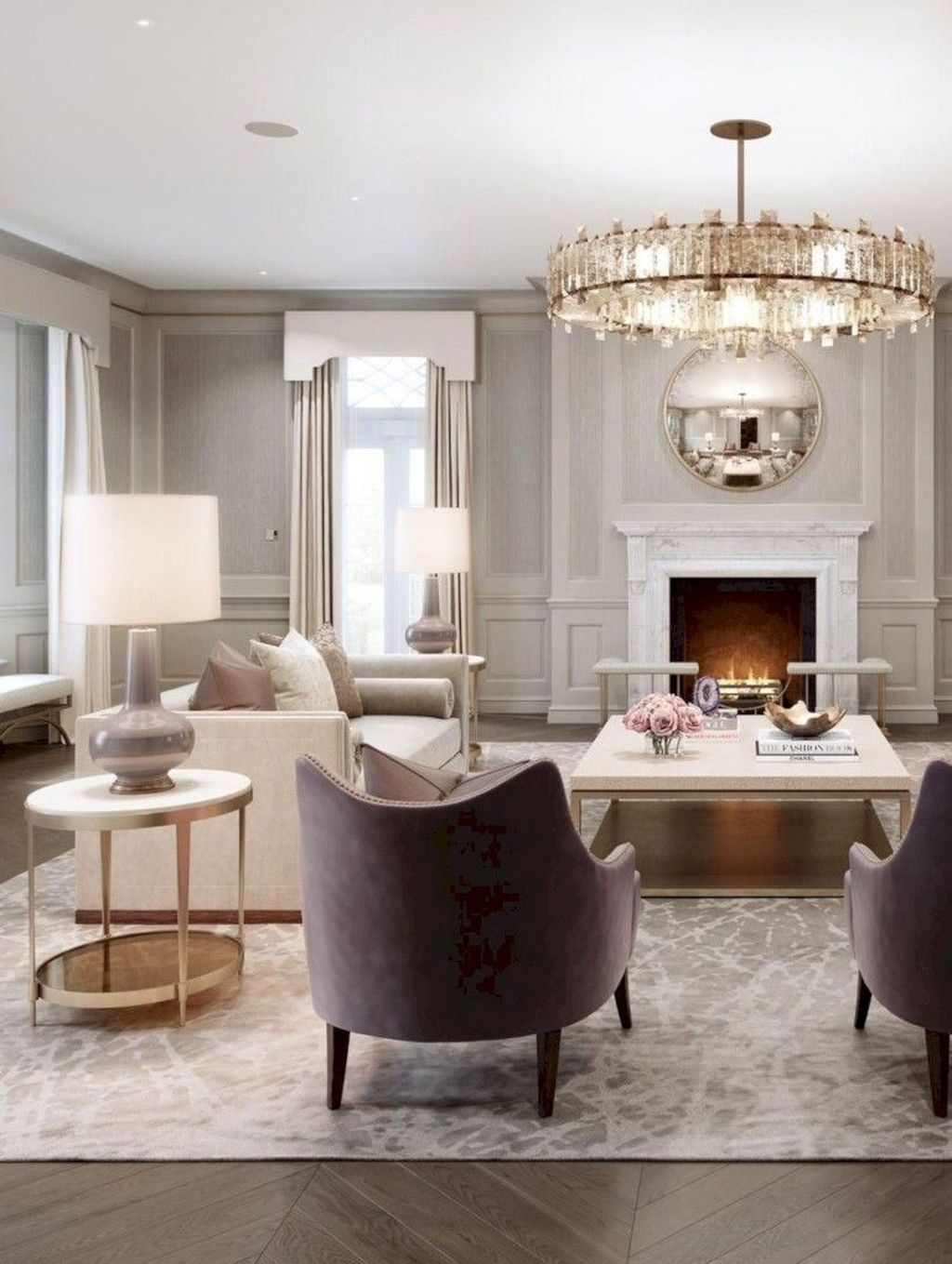 Extraordinary Living Room Lighting Ideas For Home Décor This Year23