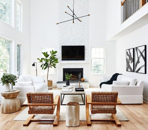 Extraordinary Living Room Lighting Ideas For Home Décor This Year45