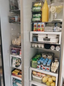 Glamour Kitchen Organization Decor Ideas To Try Right Now04