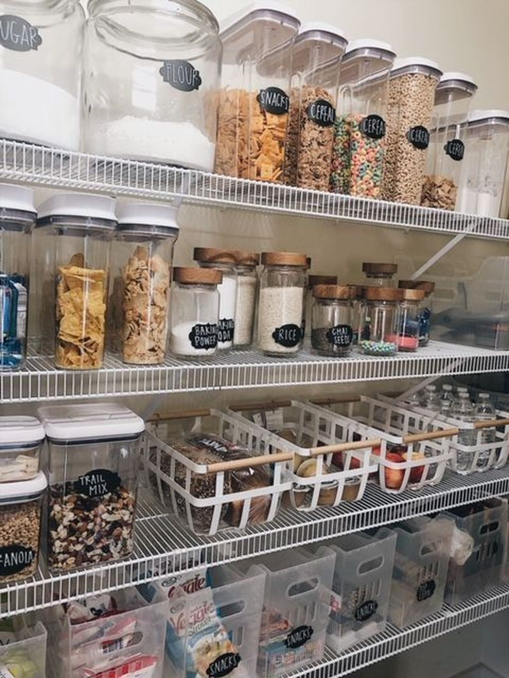 Glamour Kitchen Organization Decor Ideas To Try Right Now20