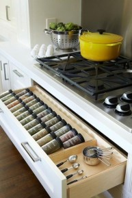 Glamour Kitchen Organization Decor Ideas To Try Right Now30