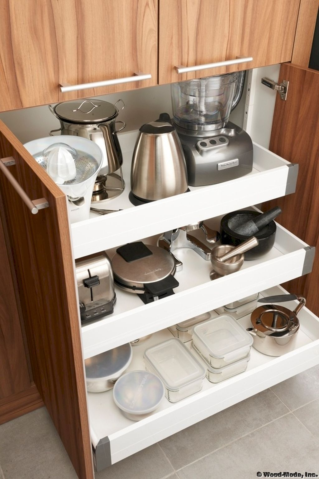 Glamour Kitchen Organization Decor Ideas To Try Right Now40