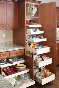Glamour Kitchen Organization Decor Ideas To Try Right Now44