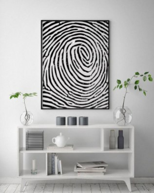 Impressive Minimalist Wall Art Decoration Ideas To Copy Right Now27