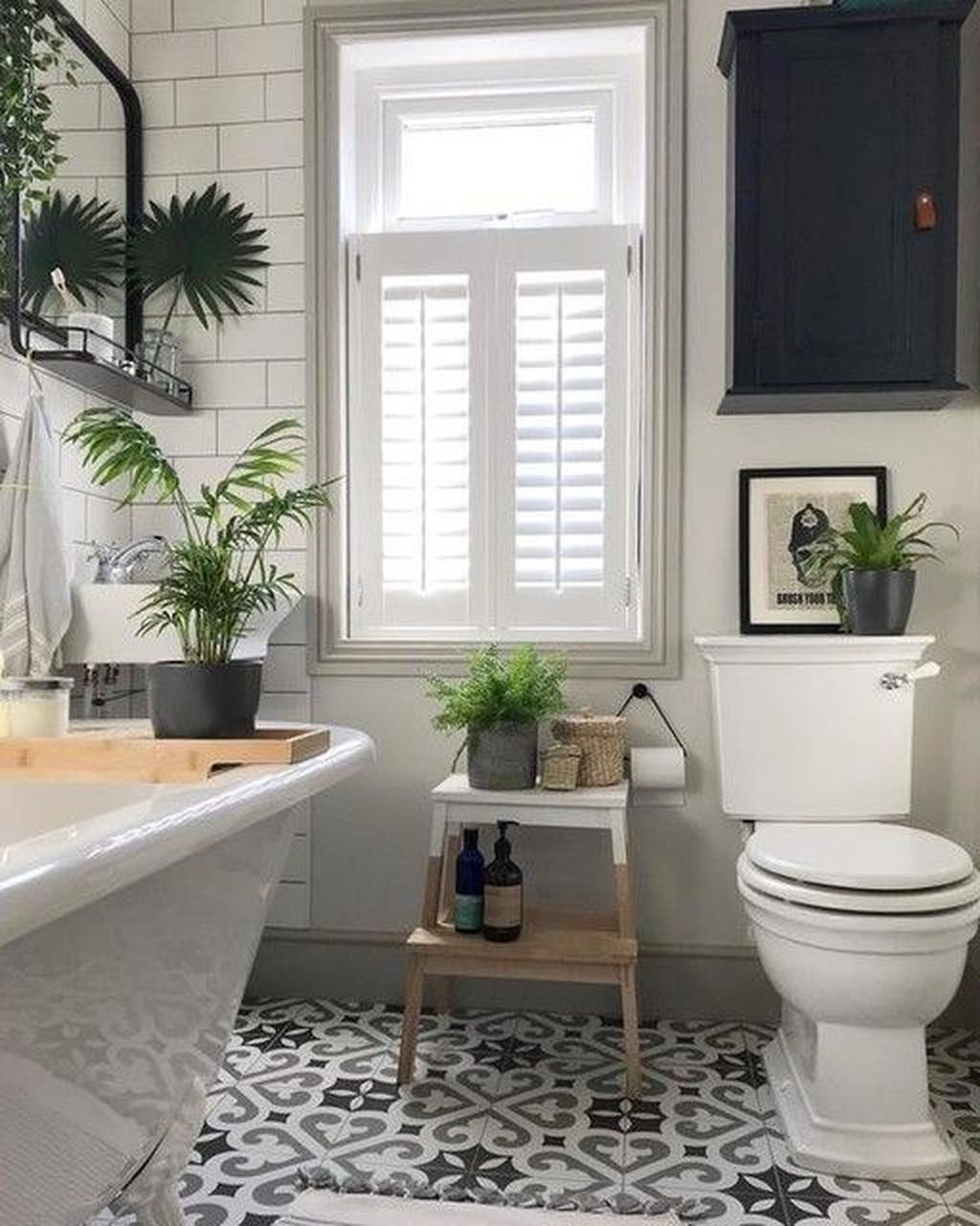 Latest Bathroom Decor Ideas That Match With Your Home Design22